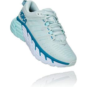 Hoka One One Gaviota 3 Shoes Women morning mist/blue tint